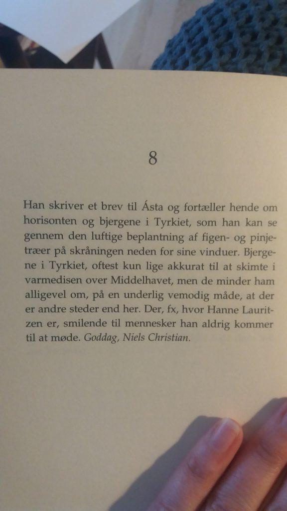 Uddrag fra Thøger Jensens 'Ludwig', samtale