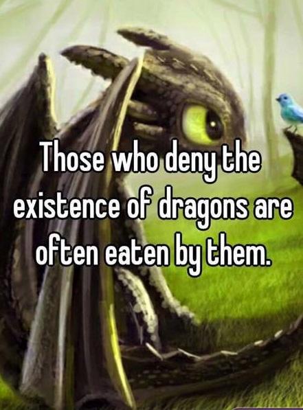 Brevkasse: Findes der noget godt i alle mennesker? / Those who deny the existence of dragons are often eaten by them / Ursula K. Le Guin