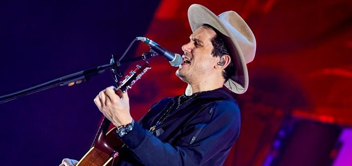 John Mayer i Boxen oktober 2019