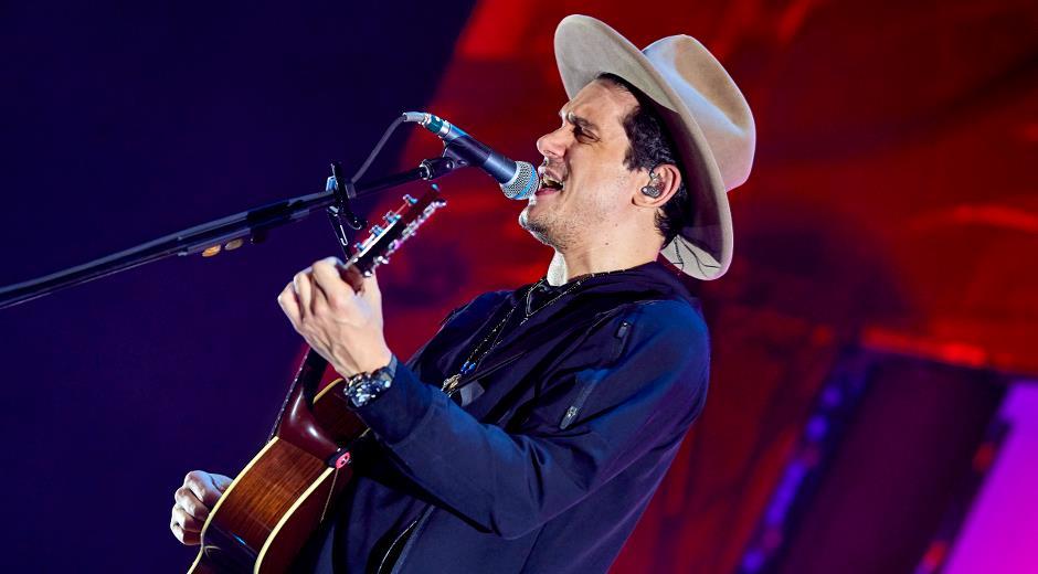 John Mayer i Boxen. Velsignelser