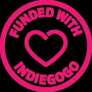Indiegogo logo crowdfunding